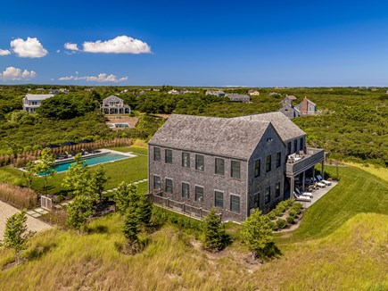 Tom Nevers Nantucket vacation rental - The grounds have been thoughtfully conceived and landscaped