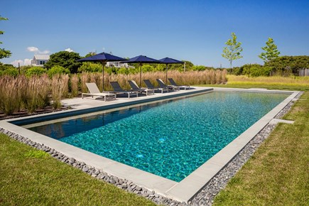 Tom Nevers Nantucket vacation rental - The outdoor oasis includes a 20' x 50' heated Gunite Pool