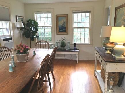 Nantucket town, Nantucket Nantucket vacation rental - Dining Room