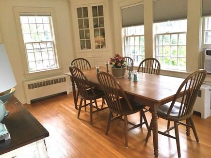 Nantucket town, Nantucket Nantucket vacation rental - Dinng Room