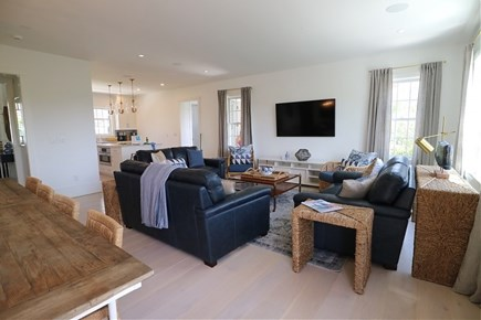 Brant Point Nantucket vacation rental - Open concept
