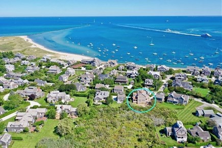 Brant Point Nantucket vacation rental - View from Widow's Walk