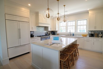 Brant Point Nantucket vacation rental - State of the art kitchen