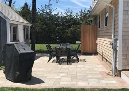 Cisco - Miacomet Nantucket vacation rental - Patio