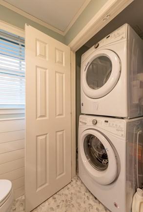 Cisco - Miacomet Nantucket vacation rental - Laundry