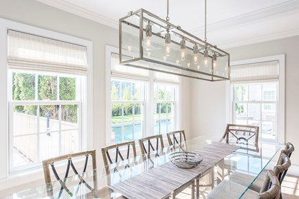Nantucket town, Cliff area Nantucket vacation rental - Table seating for 12