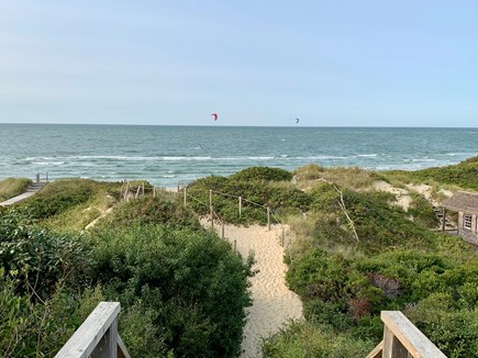 Nantucket town, Cliff area Nantucket vacation rental - 3/10 of a mile to Steps Beach