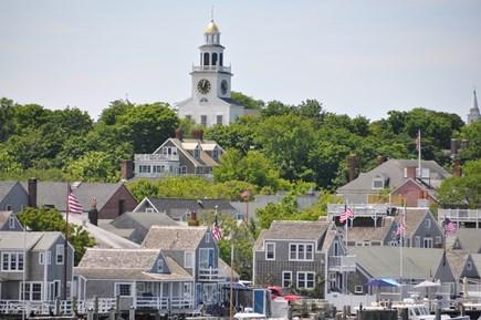 Nantucket town, Cliff area Nantucket vacation rental - 7/10 of a mile to downtown shops and restaurants.