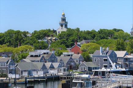 Nantucket town, Town Center Nantucket vacation rental - Nantucket Town and Harbor
