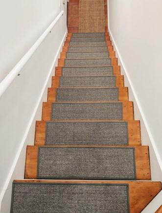 Nantucket town, Town Center Nantucket vacation rental - Entry staircase