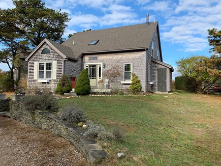 Madaket, Fishers Landing Nantucket vacation rental - Lots of outside space in a quiet and safe neighborhood.