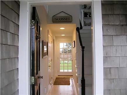 Siasconset Nantucket vacation rental - Entrance
