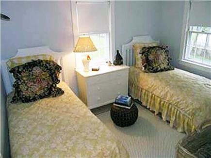 Siasconset Nantucket vacation rental - 3rd Bedroom with Twin Beds
