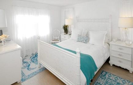 Siasconset Nantucket vacation rental - Master Bedroom with Queen Bed & Shower/Bathroom- Zen Like Relax