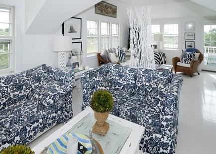 Siasconset Nantucket vacation rental - Living Area