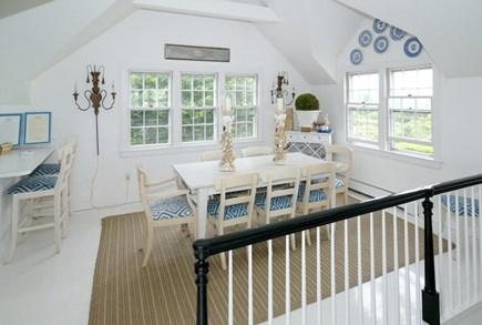 Siasconset Nantucket vacation rental - Dining Area - Seats 10 @ Table for Formal Service or 2 @ Bar