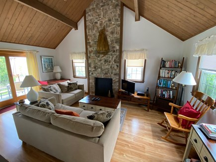 Madaket, 741 Nantucket vacation rental - Living Room