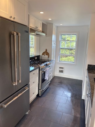 Surfside Nantucket vacation rental - Main house kitchen