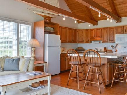 Surfside Nantucket vacation rental - Guest house, kitchen/living combo
