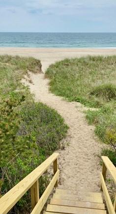 Surfside Nantucket vacation rental - Beach