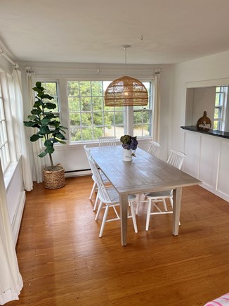 Surfside Nantucket vacation rental - Main house - Dining room