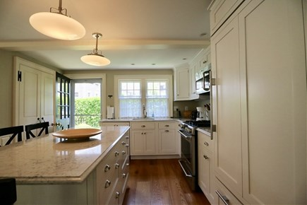Nantucket town Nantucket vacation rental - Enjoy your meals in the dining space that seats up to 10.