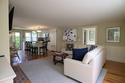 Nantucket town Nantucket vacation rental - You'll be rented two houses, a large main house and a guest house