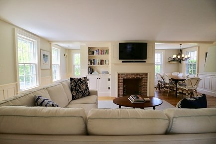 Nantucket town Nantucket vacation rental - You come home after exploring all day, put your feet up & relax.