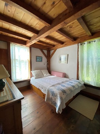 Siasconset Nantucket vacation rental - Bedroom off the kitchen