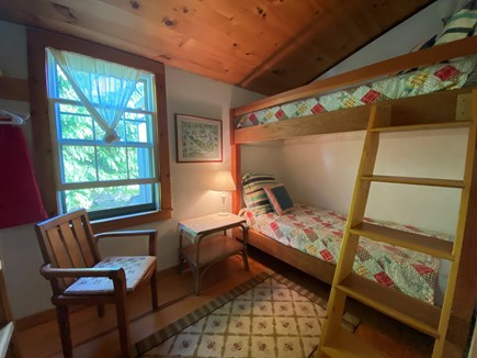 Siasconset Nantucket vacation rental - Bunkroom, bunks are XL twin size (okay for adults)