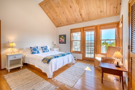 Squam Head Nantucket vacation rental - Primary SuitePrivate Full BathroomDirect Deck Access