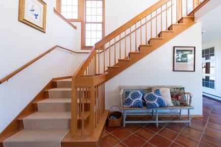 Squam Head Nantucket vacation rental - Foyer Entryway