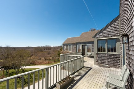 Squam Head Nantucket vacation rental - Outdoor Living Wrap Around Deck