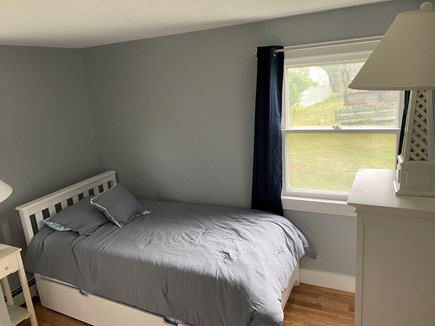 Nantucket town Nantucket vacation rental - Twin bed with trundle