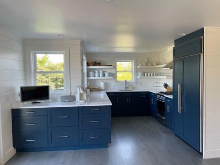 Nantucket town Nantucket vacation rental - Open floor plan kitchen w/high end appliances