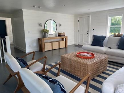 Nantucket town Nantucket vacation rental - Bright, airy upstairs living room