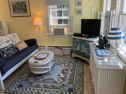 Nantucket Town Nantucket vacation rental - Comfortable, bright room invites guests to relax.