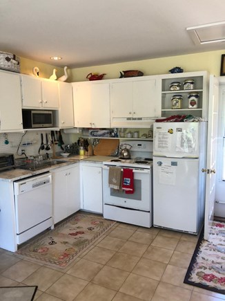 Nantucket Town Nantucket vacation rental - Cook sumptuous dishes in the well-supplied kitchen.