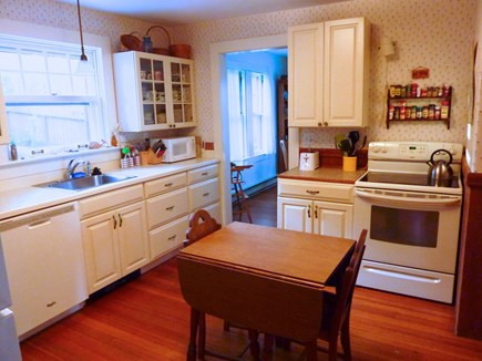 Nantucket town Nantucket vacation rental - Fully-equipped Kitchen