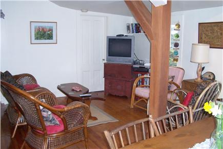 Surfside Nantucket Nantucket vacation rental - Living/dining areas