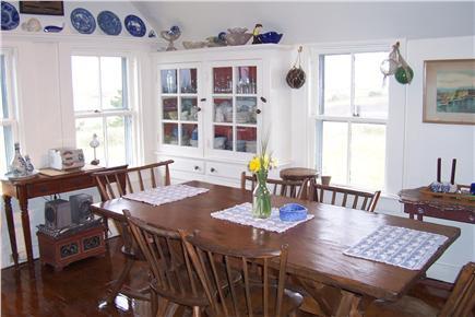 Surfside Nantucket Nantucket vacation rental - Dining room