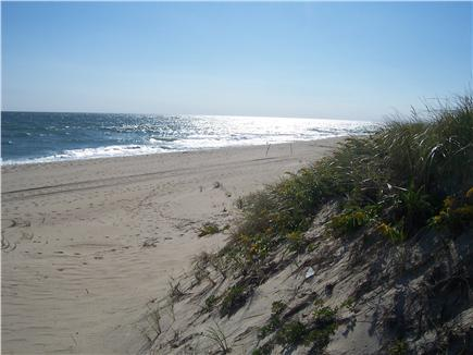 Surfside Nantucket Nantucket vacation rental - Surfside beach from end of path