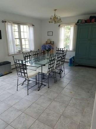 Nantucket town Nantucket vacation rental - Dining Room