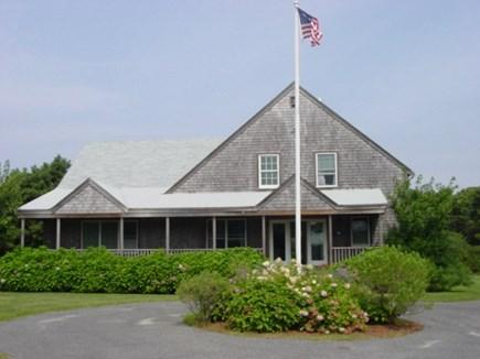 Nantucket town Nantucket vacation rental - Front