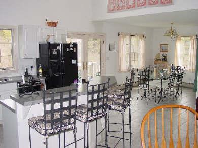 Nantucket town Nantucket vacation rental - Kitchen/Dining Room