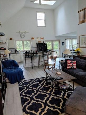 Nantucket town Nantucket vacation rental - Family room