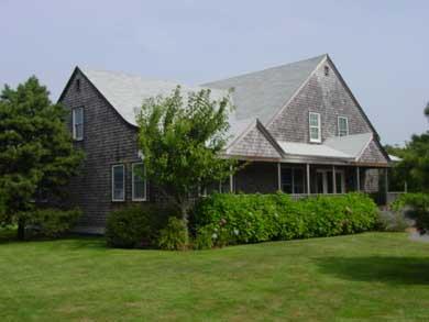 Nantucket town Nantucket vacation rental - Exterior