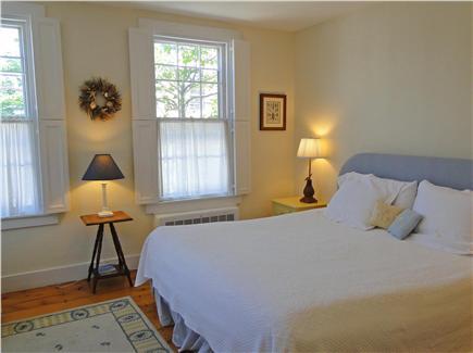 Nantucket town Nantucket vacation rental - King Bedroom