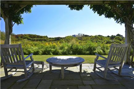 Quidnet Nantucket vacation rental - Patio
