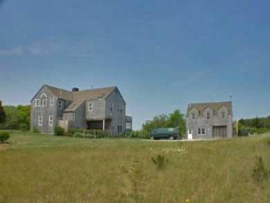 Polpis, Nantucket Nantucket vacation rental - North view Main House from back yard